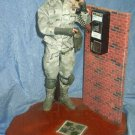 US Soldier calling home