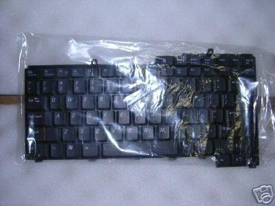 NEW Dell Keyboard Inspiron 630m 640m 6400 9400 / XPS M140 E1405 E1505 E1705 NC929