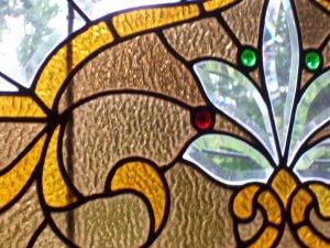 Amber Window