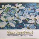 Atlanta Dogwood Festival Poster