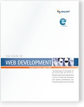 The State Of Web Development 2006/2007 Report