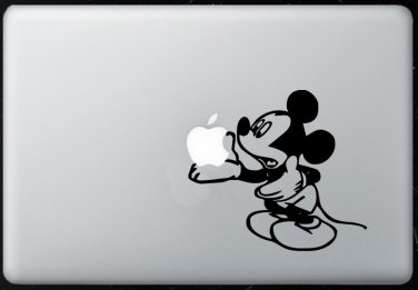Mickey MacBook Air-Pro 11 13 15 17 Vinyl Stickers, Skin, Decal