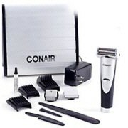 Conair MS20 - Rechargeable 3 in 1 Men's Grooming Center