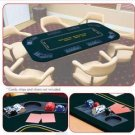HOLD 'EM TABLE - 4 FOLD Rectangular Table