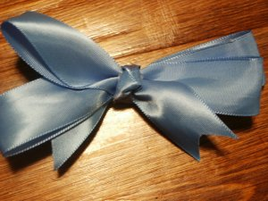 Blue Bell Hairbow
