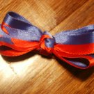 Red n Blue Hairbow