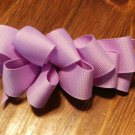 Purple Paradise Hairbow