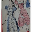 Hollywood #1813 Sz 12 Misses/Ladies Dress/Petticoat Pattern