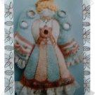 Mirror Embroidery Kit ~ Shsha Angel Ornament