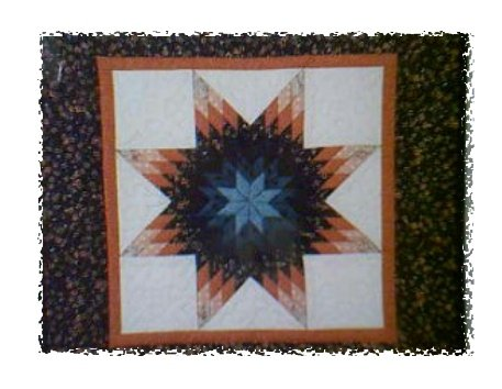 Texas Lone Star Quilt Pattern