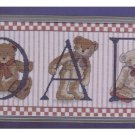 Candamar Designs ~ DAD TEDDY BEARS Cross stitch Kit