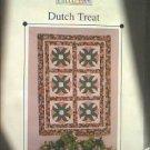 Quilt Pattern ~ Dutch Treat
