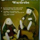 Bachelor Button's Wardrobe Pattern Book