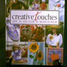 Creative Touches Book - Add Flair