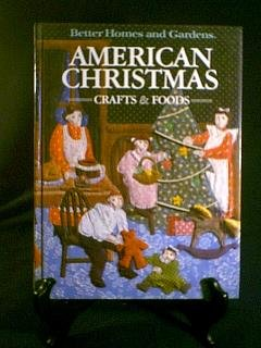 American Christmas Crafts and Food Book