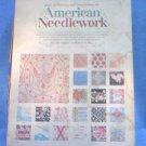 Authentic American Needlework Patterns