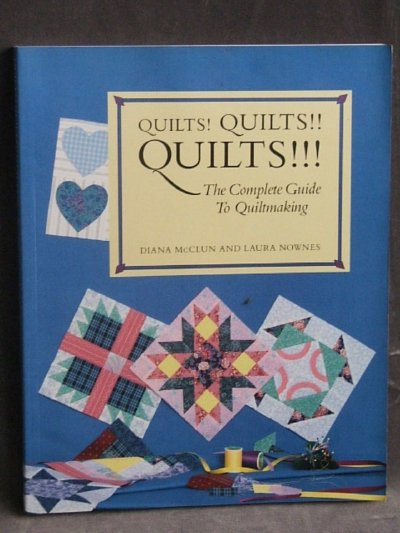 QUILTS QUILTS QUILTS by McClun and Nownes