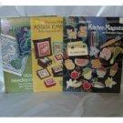 Assisi Godey & Magnets Needlepoint Books