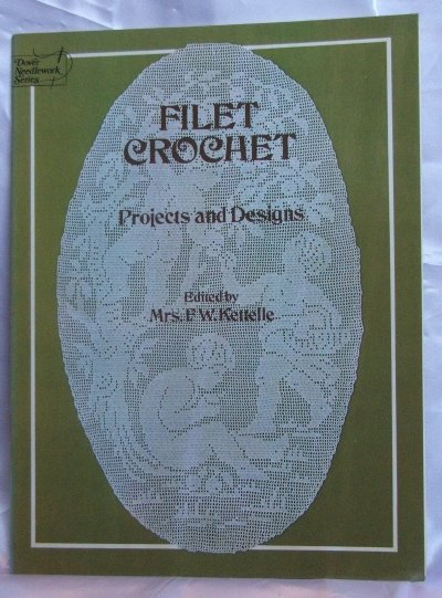 Filet Crochet Projects and Designs
