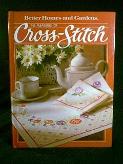 Pleasures of Cross Stitch Book Better Homes