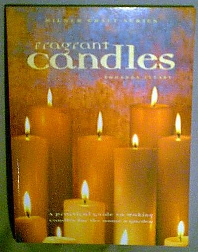 Fragrant Candles by Rhondda Cleary Softcover