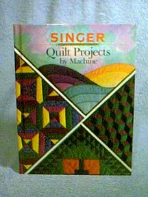 Singer Reference Series - QUILT PROJECTS Hardback Book