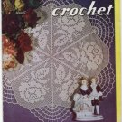 Vintage 1940s Lily Crochet Designs#71 ~ ROSES IN CROCHET