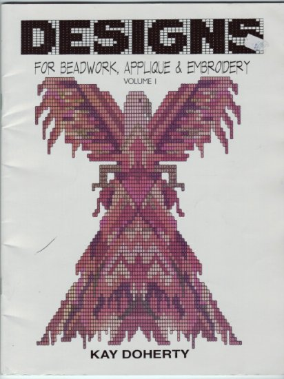 Designs For Beadwork Applique & Embroidery Vol 1