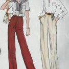 Vogue #1798 Pants Pattern for ANY Body Sz 28 (16)