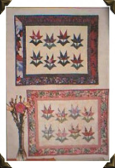 Quilt Pattern ~ Little Bloomers