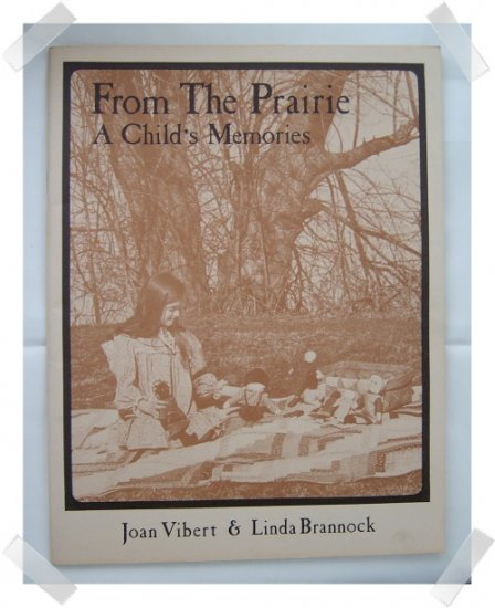 From The Prairie  A Childs Memories - Doll Patterns
