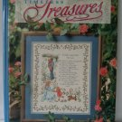 Cross Stitch Book - TIMELESS TREASURES Cross Stitch Book from The Needlecraft Ship