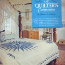A quilters Companion by Dolores A Hinson
