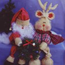 Stuff-n-Stitches Patterns ~ Yuletide Friends