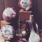 Dolls By Ruth Patttern RC#130 ~ Sew Helpful Pincushion & Scissors Holder