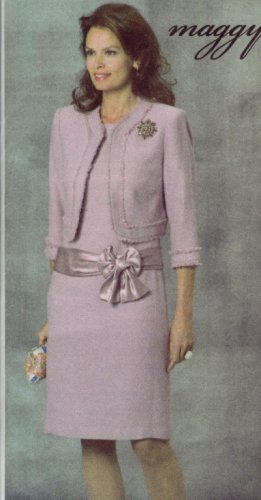 Butterick #B4655 Maggie Boutique Dressy Sheath & Jacket Pattern  Sz 6 - 8 - 10 - 12