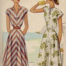 Vintage McCall 7286 Dress Pattern Sz 14