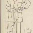 Butterick #5179 Mens Pajamas Pattern sz 38 c. 1930s