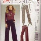 McCalls M5710 Womans Pants Pattern Sz 6-8-10-12-14