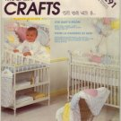 McCalls Crafts 2291 Babys Room Wall Hanging Quited Balloons