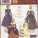 Simplicity #5913 Museum Collection Pattern for Barbie