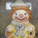 Vintage Clown Cookie Jar by Treasure Craft Ma