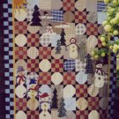 Christmas Quilt Pattern ~ Season of Snowmen