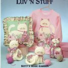 Luv 'N Stuff - Kitty's Rose Garden Applique / Quilt