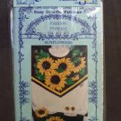Glendas Iron-On Fashion Pattern - Sunflowers