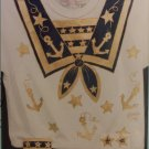 Glendas Iron-On Fashion Pattern - Anchors & Stars
