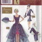 Simplicity #9664 Barbie ROARING 20s Pattern