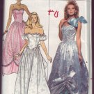 Butterick #4634 Womans Dress / Gown PatternSz 12-14-16