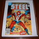 STEEL, INDESTRUCTIBLE MAN # 1..NM- (9.2)..1978 DC comic-h