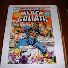 BLACK  GOLIATH # 1...VF..(8.0)..1976 Marvel comic book-ce